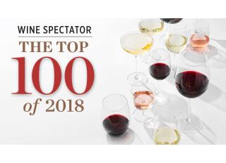 Les Baronnes Sancerre  ocenené v top 100 od Wine Spectator 2018