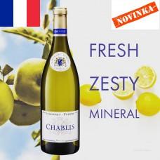 Chablis Chardonnay 2015 Simonnet Febvre