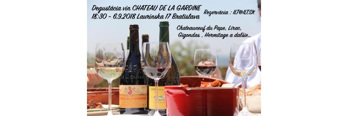 Degustácia Vín