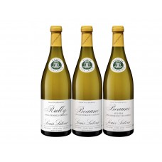 Chardonnay Burgundsko Trio