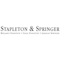 Pinot noir Trio Stapleton a Springer