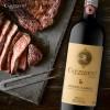 Červené víno k steakom