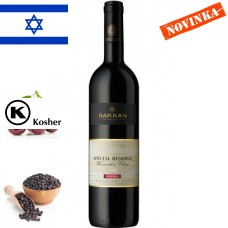 Special Reserve Pinotage Barkan
