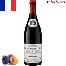 Pinot Noir Domaine Louis Latour Beaune Rouge Premier Cru 2010