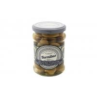 Bornibus Olivy zelené plnené papričkami Jalapeno 140g
