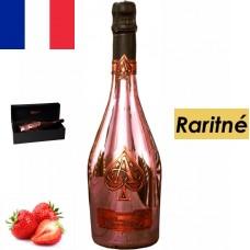 Ružové víno Rose Brut Armand de Brignac Champagne