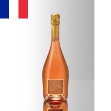 Brut Rosé Premier Cru Cattier Champagne NV