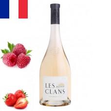 Les Clans Rose Château d'Esclans 2014