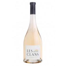 Ružové víno Les Clans Rose Château d'Esclans 2014