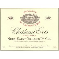 Nuits S.Georges 1er Cru Chateau Gris Magnum