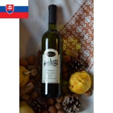 Sauvignon Výber z hrozna 2015 polosladké Víno Kmeťo