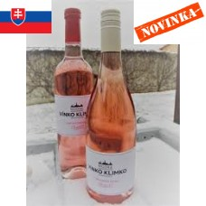 Frizzante Rosé Svätovavrinecké 2017 Vínko Klimko