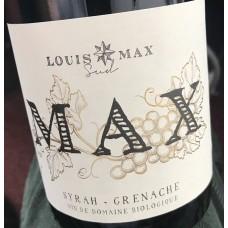 BIO Côtes du Rhône MAX  Syrah / Grenache Noir 2016