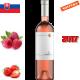 Rosé Cabernet Sauvignon Polosuché Neskorý zber 2017 Chateau Rubáň