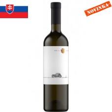 Chardonnay Neskorý zber 2016 Chateau Rúbaň