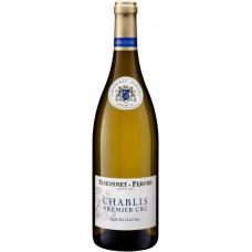 Chablis ( Chardonnay ) 1er Fourchaume Simonnet Febvre 2018