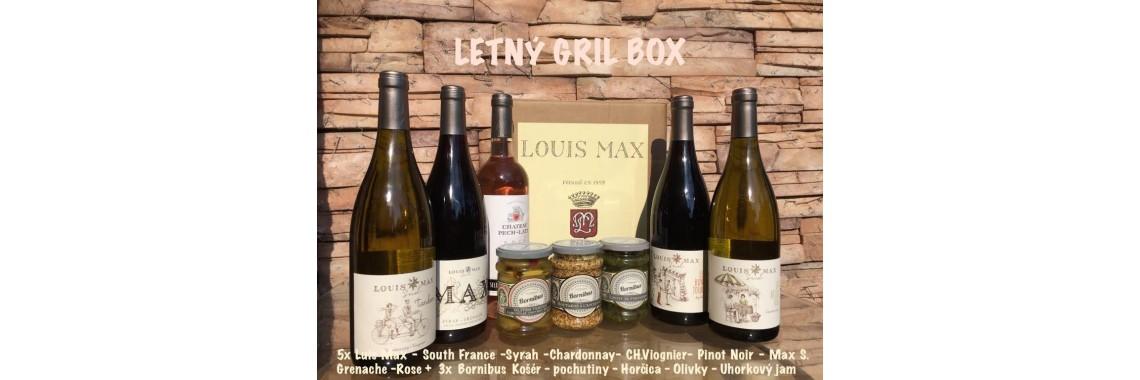 Letný Box Vín