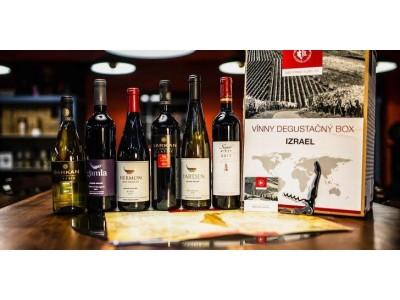 Sommelier Izrael Set 6 vín