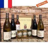 Letný Box  z Francúzska  5 x  0,75 + 3 X Bornibus Pochutina